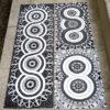 Mindful mandala-Infinity Mandala in BW